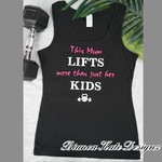 Womens Fitness Tank 
