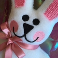 """Bunny"" Soft Toy"