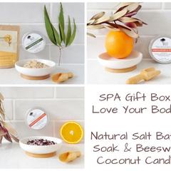 BUSH SPA - Love Your Body - Spa Gift Box