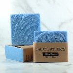 Sea Foam Salt Bar - Spa Bar - Natural Soap - Palm Free Soap - Vegan Soap - Gentl