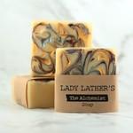 The Alchemist Soap - Mens Soap - Stonehenge - Vegan Soap - Natural Soap - Metal