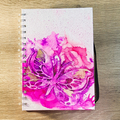 Hand Painted Butterfly Journal