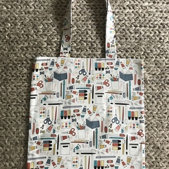 Art library/shopping bag
