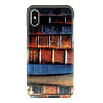 Vintage Book Stack Phone Case - for iPhone & Samsung Galaxy phones