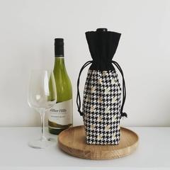 Wine Bottle Gift Bag | Zero Waste Gift Wrapping
