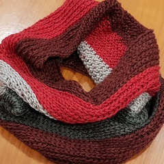 Crochet Cowl & Hooded Cowl