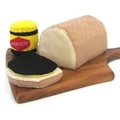 Felt Pretend Play food Vegemite on bread