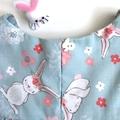 Size 18 Months - 'Floral Bunnies' Dress