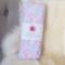 XL Flannelette baby blanket / wrap - Mermaid