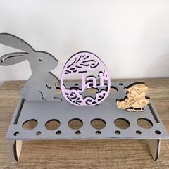 Perosnalised Easter Egg Holder