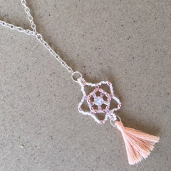 Sea Star Beaded Necklace