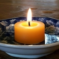 Beeswax Tealight Candles 10 Pack