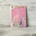 Mini size Sympathy, Christian, Encouragement Card - LCC022 - Living Contented