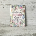 You Have My Heart card - LCC025 - love - friendship - Living Contented