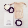 Coconut & Lime Scented 100% soy wax travel tin candle. Small, 92g