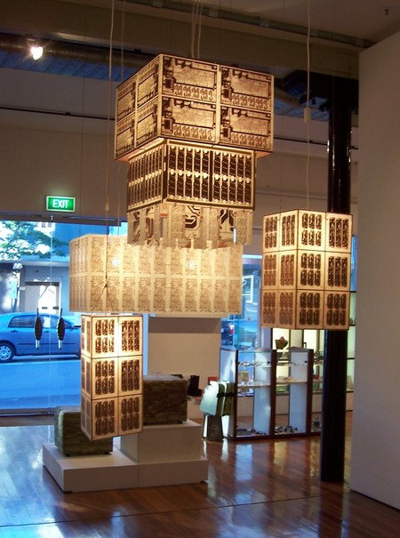 Haasch PCB lighting - Artisan exhibition set