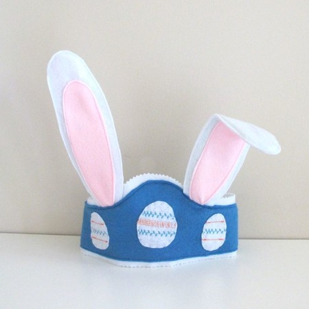 Easter Bunny Ears hat