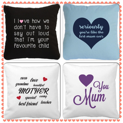 Perfect Mother's Day/Mom/Mum/Grandma personalised pillow/keepsake
