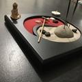 Zen Garden candle holder