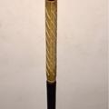 Spiral walking cane