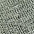 Knitted Baby Pram Blanket - Pale Green Pure Australian Merino Wool