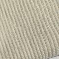 Baby Pram Blanket - Knitted Cream Pure Australian Merino Wool.