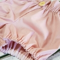 Girls Pink High Waisted Bloomers / Britches Size 0, 1, 2 & 3