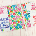 Girl Power A5 Notebook Journal Diary Cover