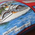 SYDNEY Australia - Linen Cushion Cover