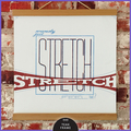Wall Art Print with wooden hanger: Stretch!