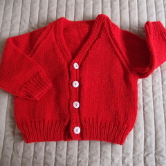 Size 6-12 months: Unisex, easy care, washable