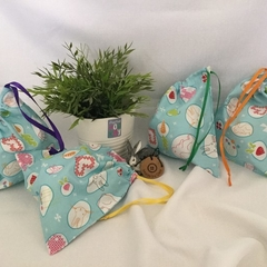 GIFT / PARTY BAGS: Bunny Rabbit (blue)