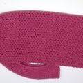 XL Dog jumper/sweater in pure Australian Merino wool - various colours.