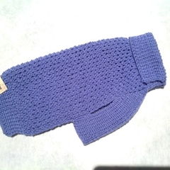 Small Dog jumper/sweater in Australian Merino wool - various colours.