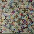 """""""Pathway to Paradise"""" Patchwork Quilt"""