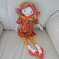 Miss Pumpkin Pie, Miss Daisy and Miss Lily Longlegs. Last 3 available.