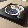 Zen Pond Candle Holder