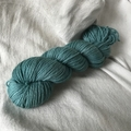 'Waterhole' 5ply hand dyed superfine merino yarn