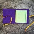 Needle Book & Pincushion