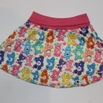 Handmade Care Bears Skater Skirt Size 2