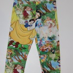 Handmade Snow White Leggings Size 2