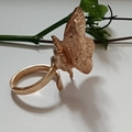 Gold Wings, Adjustable Ring