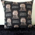 GAME OF THRONES Cushion (Includes Insert)