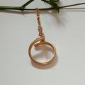 Golden Damsel, Adjustable Ring