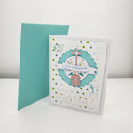Holy Communion Card, First Holy Communion, Holy Communion, Personalised
