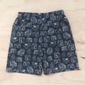 Size 2  - Shorts - Cameras on Grey - Retro