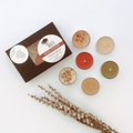 BUSH TUCKER BOX - Beeswax - Tea Lights - Mixed Box