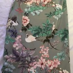 Ladies Floral Cotton Sateen Regular Leg Shorts 3/3 pages