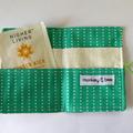Tea Wallet & Tissue Case Gift Set - Melbourne Places
