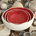 Nest of Ceramic Bowls
